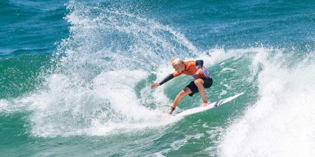 Healthy surfing with Surfing Queensland