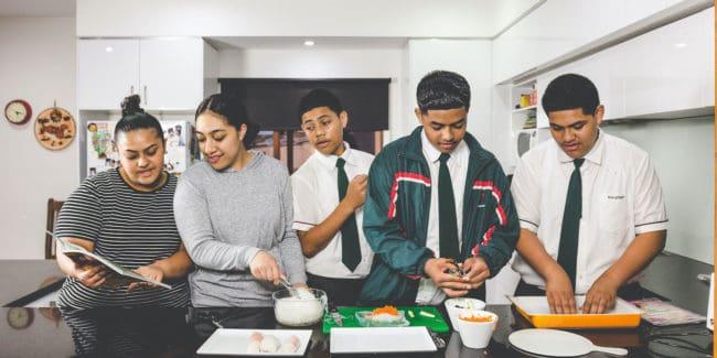 Queensland family, the Good Start Program