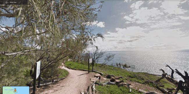 DES Google Maps Street View - Noosa